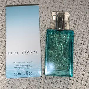 Avon Blue Escape for her